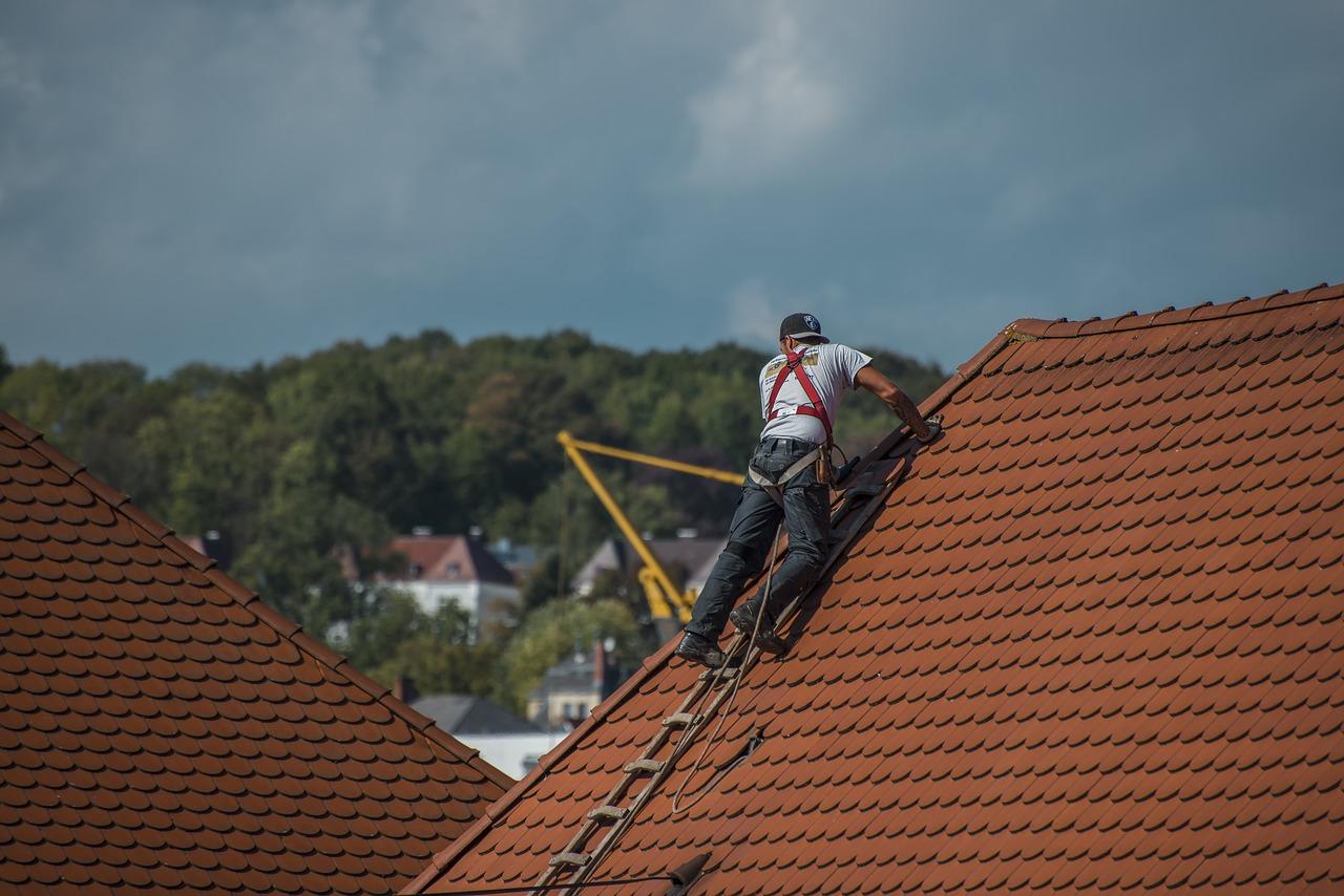 Handwerk, Dachdecker